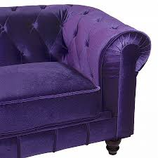 canape violet chaise awesome chaise chesterfield velours hd wallpaper
