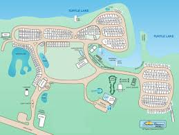 Michigan Campgrounds Map by Turtle Lake Resort Find Campgrounds Near Union City Michigan
