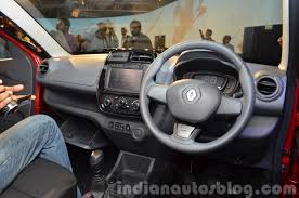 renault kwid specification renault kwid capable of returning 25 km l