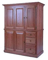 Amish Computer Armoire Best Ideas Of Amish 54 Puter Armoire Desk On Amish Computer