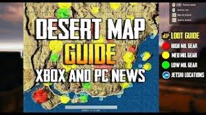 pubg map loot guide how to get loot fast in the new desert map of pubg 1