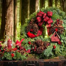 wildlife adventure 4 pack fresh christmas wreaths