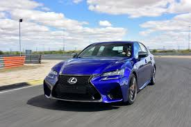 lexus v8 gs 2016 lexus gs f review autoguide com news