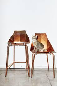 Blu Dot Bonnie Sofa by Adoptable Animals Pose On Blu Dot Furniture