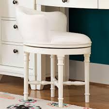 Fresh Vanity Benches For Bathroom Minnie Vanity Stool Pbteen