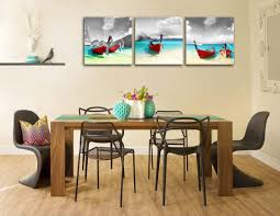 Dining Room Art Decor Amazon Com Canvas Print Wall Art Painting For Home Décor Brooklyn