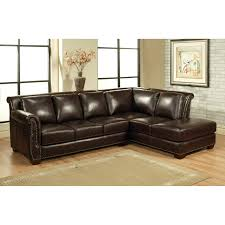 Discount Leather Sofas by Furniture Awesome Design Distressed Leather Sectional For
