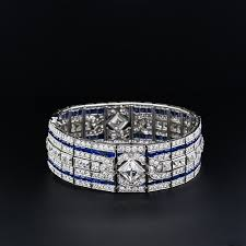 antique jewelry bracelet images Art deco era jewelry aju jpg