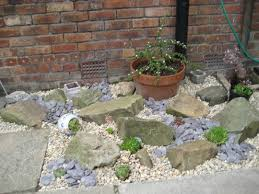 Small Garden Rockery Ideas Building A Small Rockery