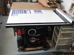 Sawstop Industrial Cabinet Saw Once Upon A Saw Stop U2026 My Saw Stop Review Warped Boards