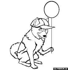 Dogs Online Coloring Pages Page 1 Coloring Page Of