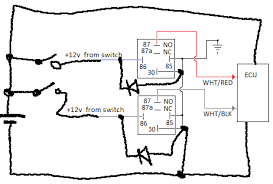 do i need a flyback diode with an automotive relay electrical