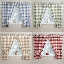 Kitchen Curtains Uk by Curtains Ideas Green Gingham Curtains Inspiring Pictures Of