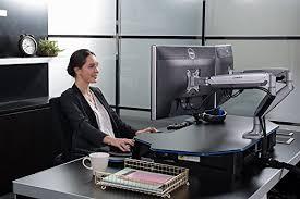 eureka ergonomic height adjustable standing desk eureka ergonomic height adjustable sit stand desktop and gaming