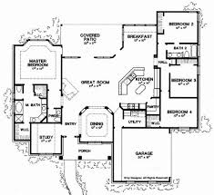 New American Craftsman House Plans Elegant Floor Plans Aflfpw 1