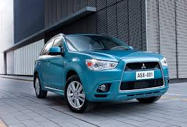 review 2010 mitsubishi asx first drive