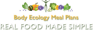 menu plan body ecology u
