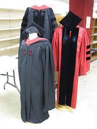 graduation toga academic regalia of harvard