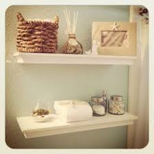 Seashell Bathroom Ideas by Bathroom Decor Dollar Store Items White Candle Green And