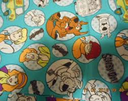 Scooby Doo Bed Sets Scooby Doo Bedding Etsy