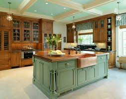 butternut and green traditional kitchen st louis by glen