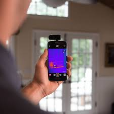 compact and seek thermal imaging camera for android 40 330â