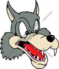 bigbadwolf clipart and vectorart sports mascots wolves and