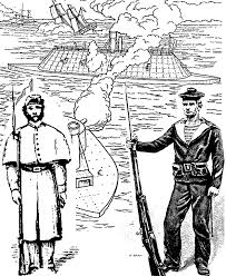 medal of honor coloring book page 5