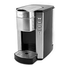 Cuisinart SS 6 Single Serve pact Coffee Maker •With K Cup