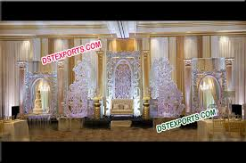 wedding backdrop modern wedding stage backdrop decoration