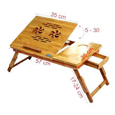 Dining Table Bed Portable Table Bed Breakfast Table Laptop Tables Wooden
