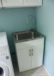 laundry room sink cabinet u2013 meetly co