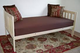 mission daybed unfinished 175 can you add a back support