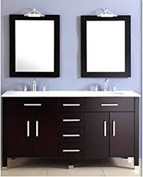 72 Inch Double Sink Bathroom Vanity by Ariel K072d Esp Hanson 72