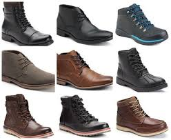 shoes sale black friday kohl u0027s black friday men u0027s boots for as low as 17 55 shipped
