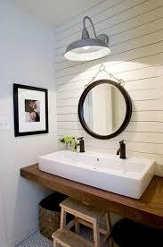 Bathroom Countertop With Sink Wood Bathroom Countertop Vessel Sink For The Home Pinterest