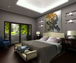 Red Bedroom Ideas Dark Red Bedroom Designs Brown Table White Iron Bed White Pendant