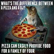 Pizza Meme - 18 amusing dj memes and comics to pass the time bpm supreme