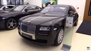 roll royce interior 2016 rolls royce ghost 2016 in depth review interior exterior youtube