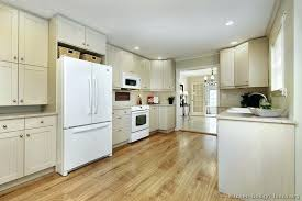 Whitewashed Kitchen Cabinets Kitchen Cabinet Colors With White Appliances Wonderful Kitchens