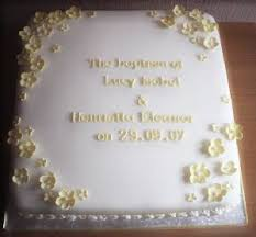 How To Decorate Christening Cake 17 Best Baptism Cake Images On Pinterest Baptism Cakes Cake