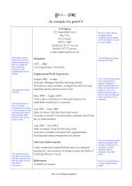 how to write up a good resume good resume cover letter examples