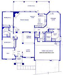 1 story floor plans sunset ridge floor plan udc 590 model