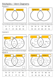 multiples venn diagrams by maths tiger teaching resources tes