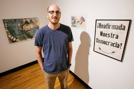 Texas State Art And Design Krannert Art Museum Exhibition Deals With Themes Of Migration And
