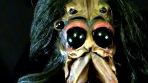 latex masks halloween arachnoid killer spider from the deeps halloween latex mask youtube