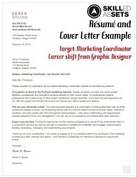 Marketing Coordinator Resume Sample by Fresh Résumé And Cover Letter Example Target Marketing