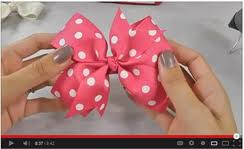 how to make girl bows how to make hair bows how to make hair bows