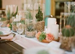 centerpieces wedding cactus wedding centerpieces mywedding