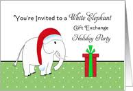 gift exchange invitations from greeting card universe
